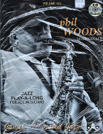 Phil Woods Volume 121 Book