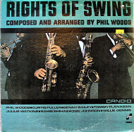 "Phil Woods Vinyl 12"" (Used)"