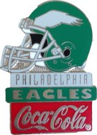 Philadelphia Eagles Pin