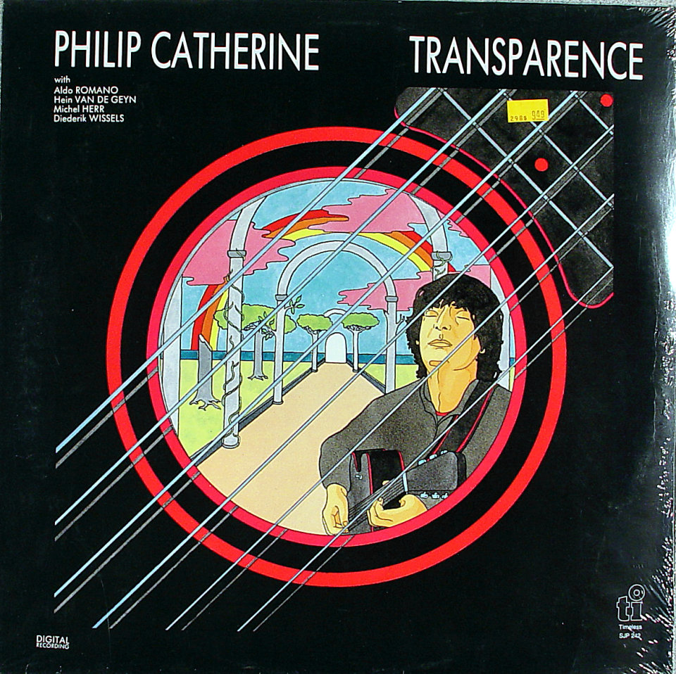 "Philip Catherine Vinyl 12"" (New)"