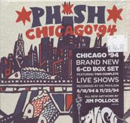 Phish CD
