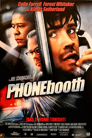 Phonebooth Poster
