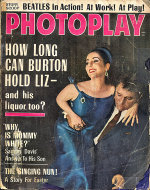 Photoplay Magazine April 1964 Magazine