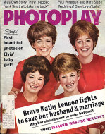 Photoplay Magazine April 1968 Magazine