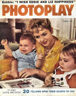 Photoplay Magazine August 1959 Magazine