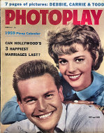 Photoplay Magazine February 1959 Magazine
