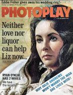 Photoplay Magazine November 1968 Magazine