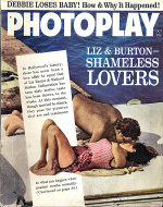 Photoplay Magazine October 1962 Magazine
