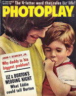 Photoplay Magazine October 1963 Magazine