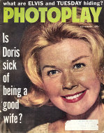 Photoplay Magazine September 1960 Magazine