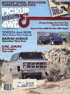 Pickup Van & 4WD Vol. 10 No. 6 Magazine