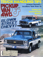 Pickup Van & 4WD Vol. 11 No. 10 Magazine