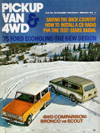 Pickup Van & 4WD Vol. 3 No. 5 Magazine