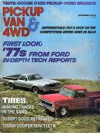 Pickup Van & 4WD Vol. 4 No. 12 Magazine