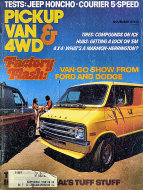 Pickup Van & 4WD Vol. 5 No. 2 Magazine