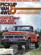 Pickup Van & 4WD Vol. 5 No. 7 Magazine