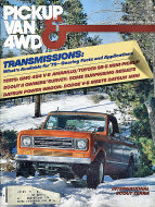 Pickup Van & 4WD Vol. 7 No. 5 Magazine