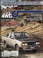 Pickup Van & 4WD Vol. 9 No. 3 Magazine
