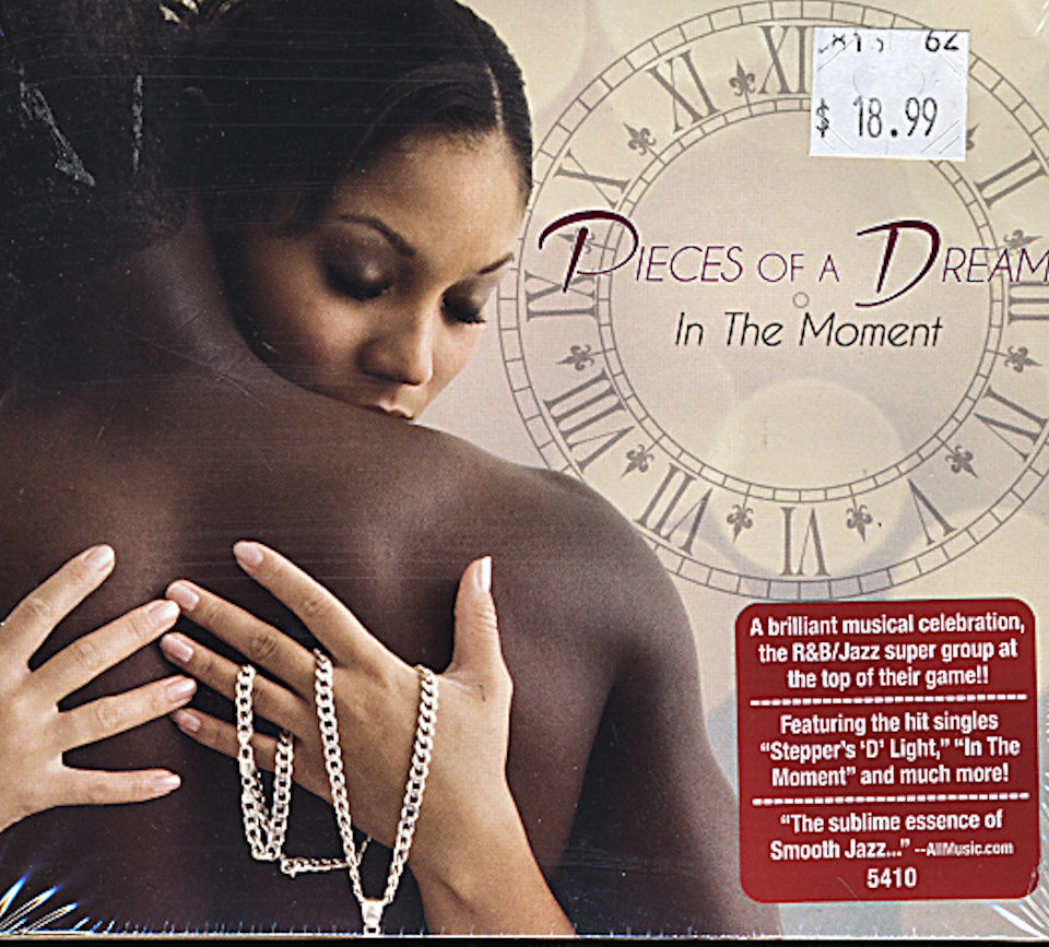 Pieces of a Dream CD