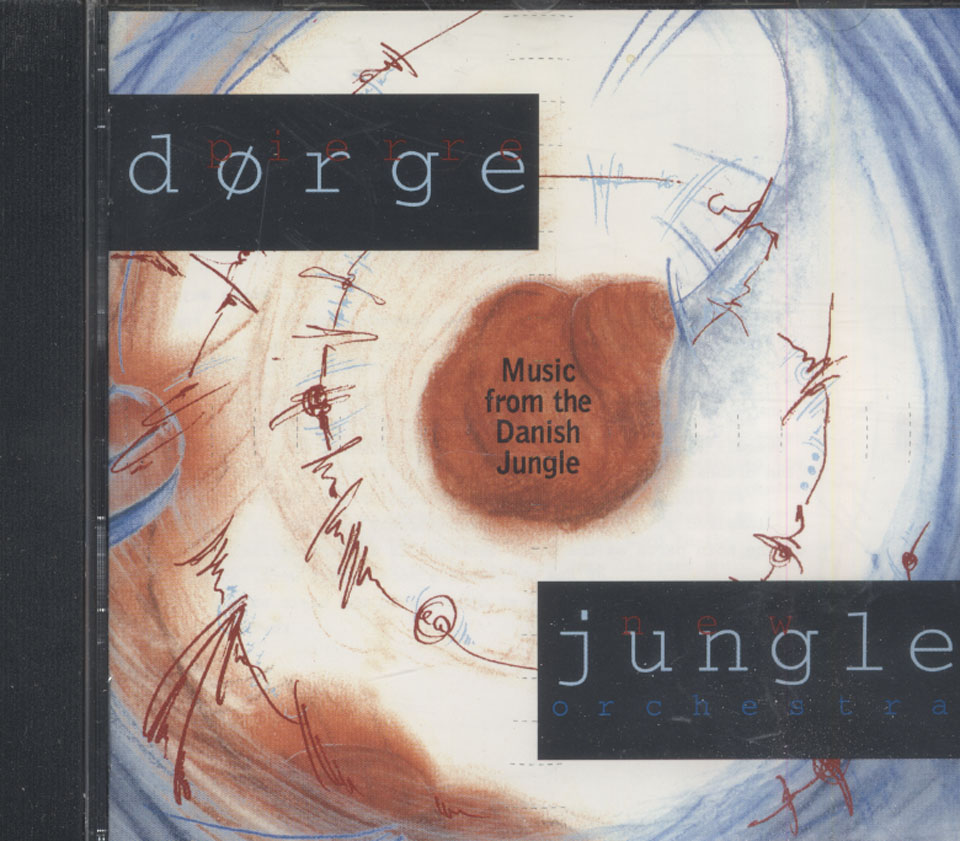 Pierre Dorge & New Jungle Orchestra CD
