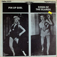 "Pin Up Girl / Song Of The Islands Vinyl 12"" (New)"
