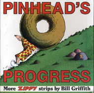 Pinhead's Progress Book
