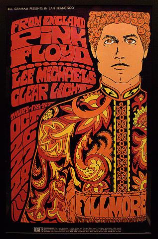 Pink Floyd Framed Poster