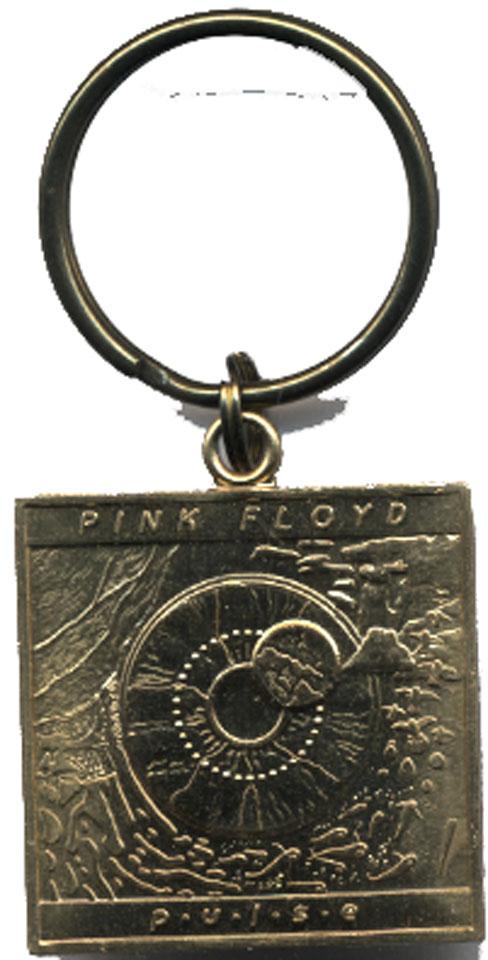 Pink Floyd Keychain