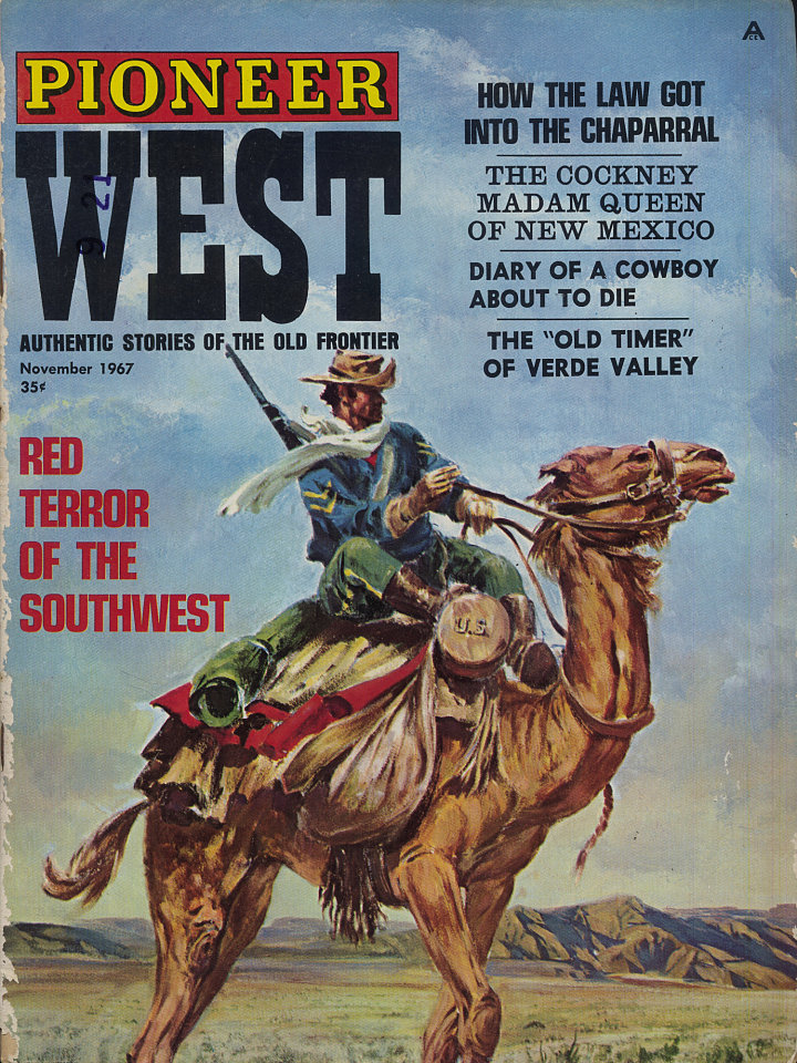 Pioneer West Vol. 1 No. 3