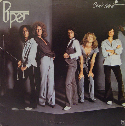 "Piper Vinyl 12"" (Used)"