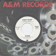 "Piper Vinyl 7"" (Used)"