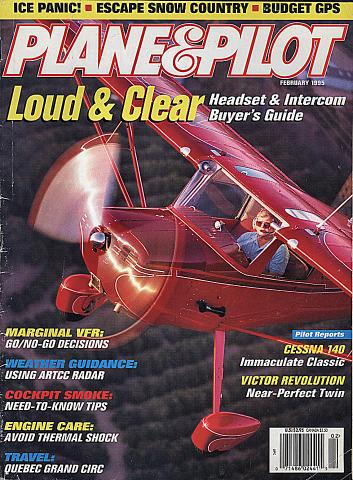 Plane & Pilot Vol. 31 No. 2 Magazine