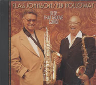 Plas Johnson / Red Holloway CD