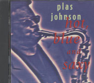 Plas Johnson CD