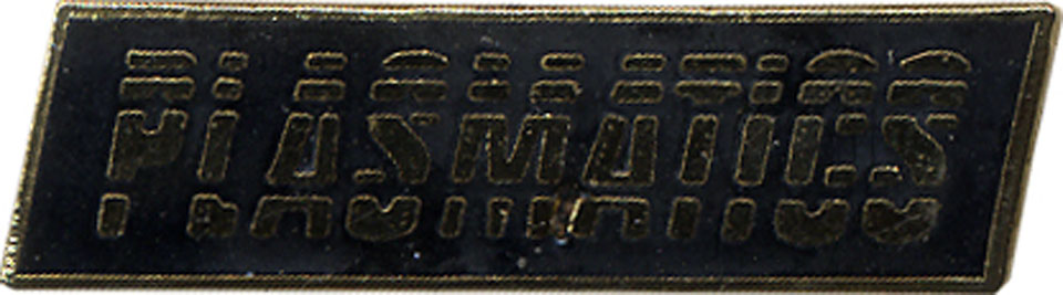Plasmatics Pin