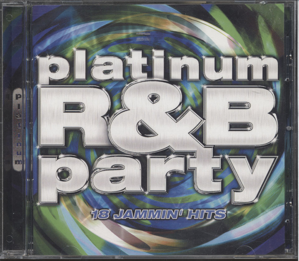 Platinum R&B Party CD