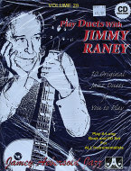 Play Duets with Jimmy Raney Volume 29 Book