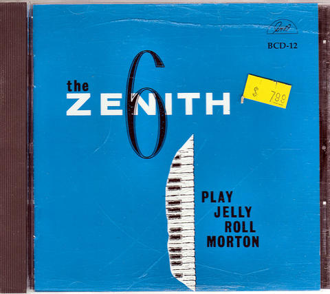Play Jelly Roll Morton CD