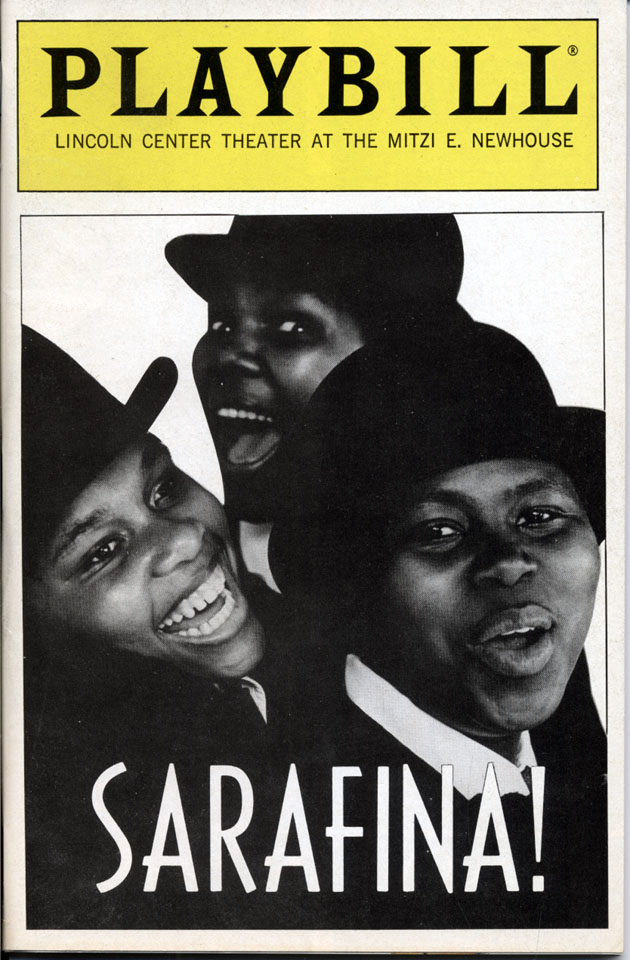 Playbill Vol. 87 No. 11 Program