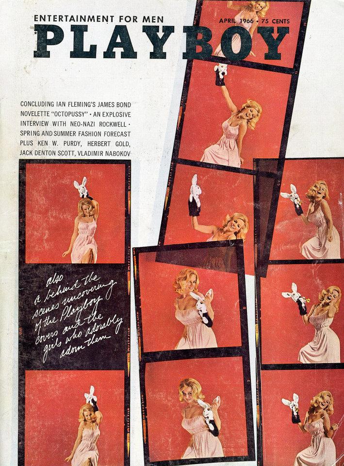Playboy  Apr 1,1966