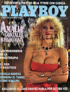 Playboy Argentina Vol. III No. 30 Magazine