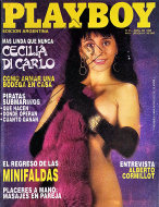 Playboy Argentina Vol. III No. 35 Magazine