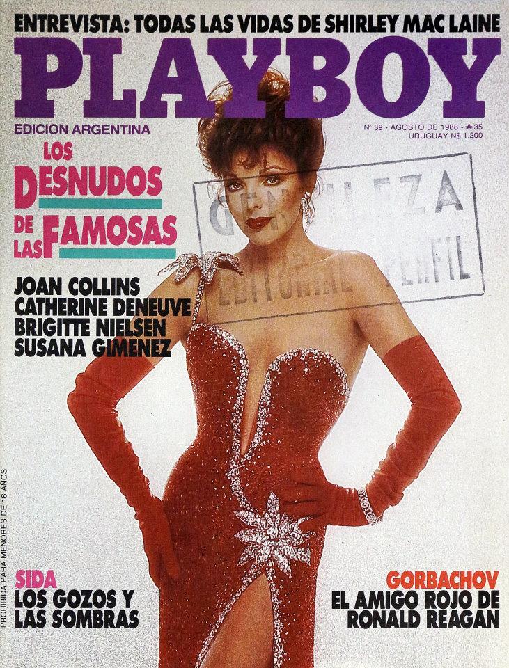 Playboy Argentina Vol. IV No. 39
