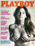 Playboy Argentina Vol. IV No. 42 Magazine