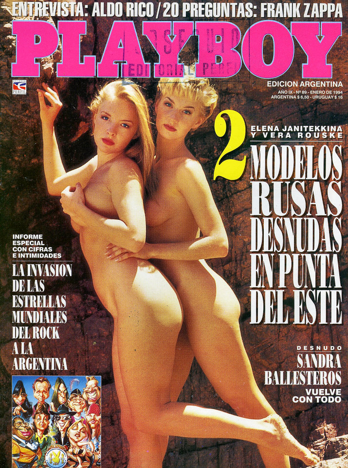 Playboy Argentina Vol. IX No. 89
