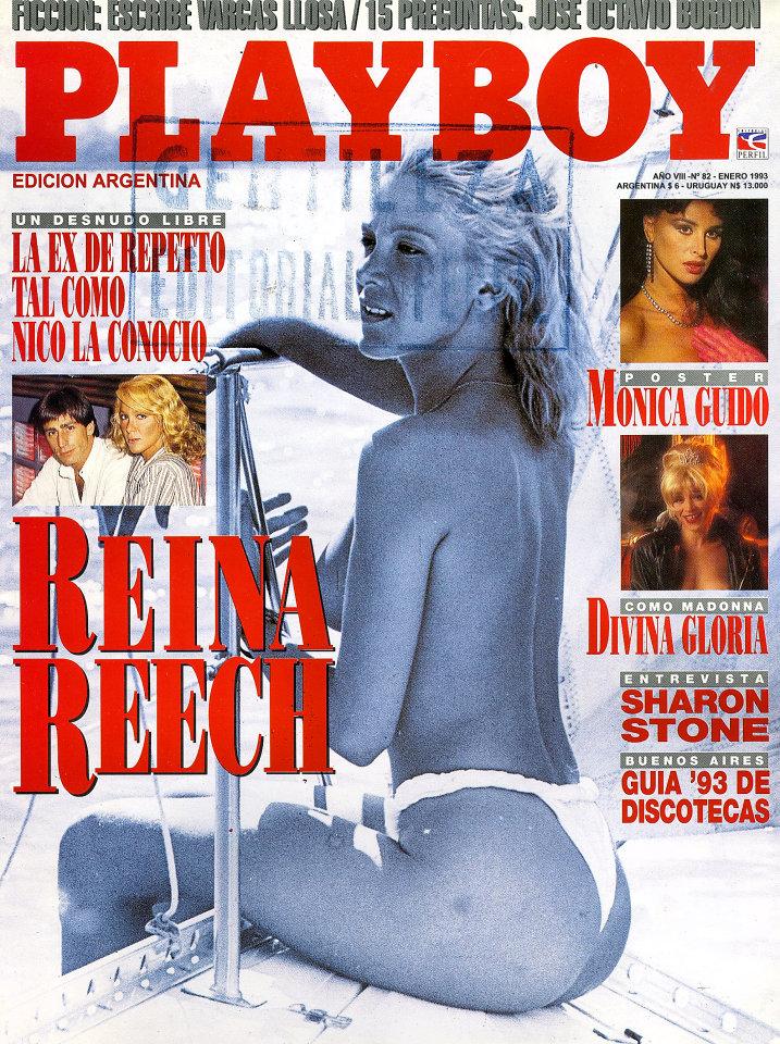 Playboy Argentina Vol. VIII No. 82