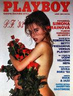 Playboy Czech & Slovak Vol. 3 No. 1 Magazine