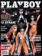 Playboy Czech & Slovak Vol. 5 (9) No. 3 Magazine