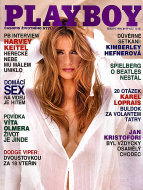 Playboy Czech / Slovak Vol. 2 (6) No. 3 Magazine