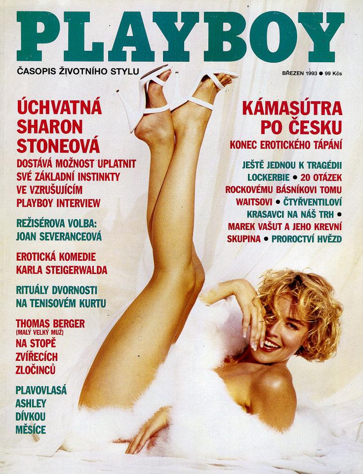 Playboy Czech / Slovak Vol. 3 No. 3